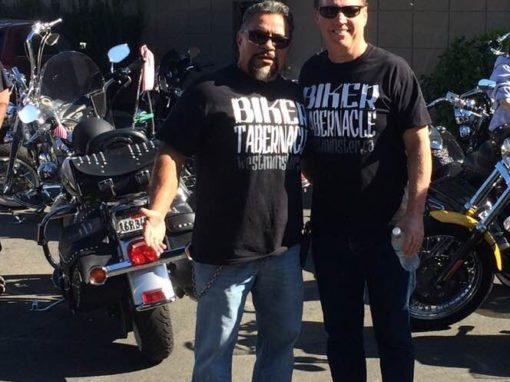 Pastor Joe Furey and Pastor Ron Dorres